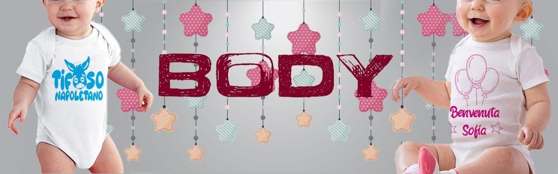 Body neonato - body baby - Body Bambino - Body personalizzati - Linea Bambino - Linea baby